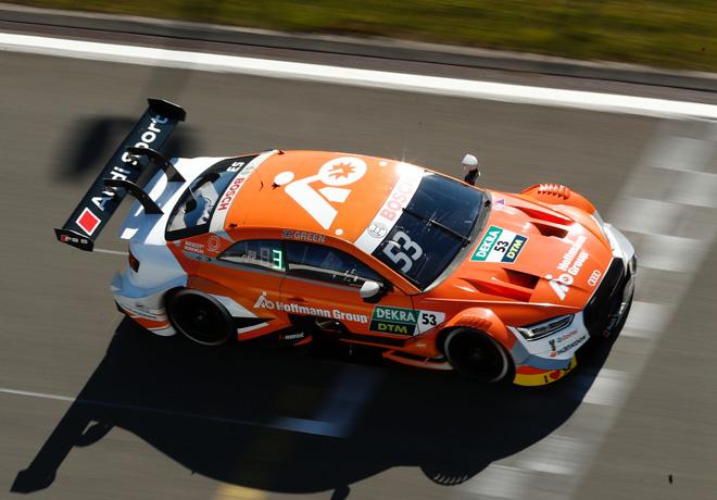 DTM - Nurburgring 2019 - Carrera 2 - Jamie Green - Audi RS 5 DTM