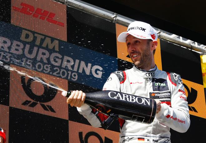 DTM - Nurburgring 2019 - Carrera 2 - Rene Rast - Campeon