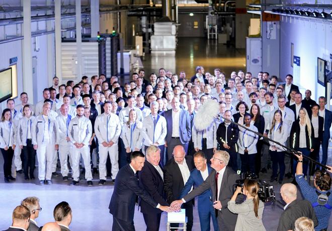 El Grupo Volkswagen inicia el desarrollo y la produccion de celdas de bateria en Salzgitter
