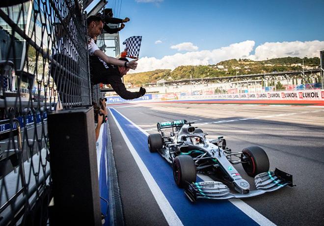 F1 - Rusia 2019 - Carrera - Lewis Hamilton - Mercedes GP