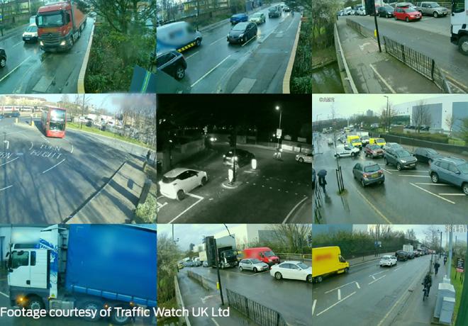 Ford usa el Big Data para mejorar la seguridad vial.