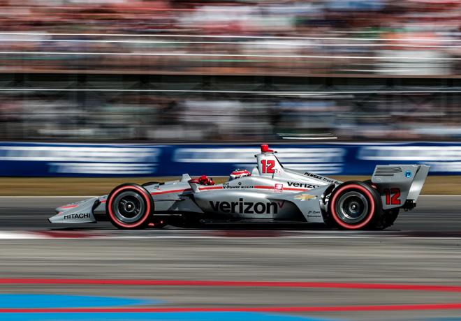 IndyCar - Portland 2019 - Carrera - Will Power
