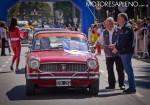 Largada del XVII Gran Premio Argentino Historico 6