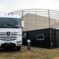 Mercedes-Benz camiones presento novedades para la Industria Forestal