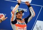 MotoGP - Aragon 2019 - Marc Marquez en el Podio