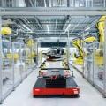 Porsche inicia la produccion del Taycan en la fabrica en Stuttgart-Zuffenhausen
