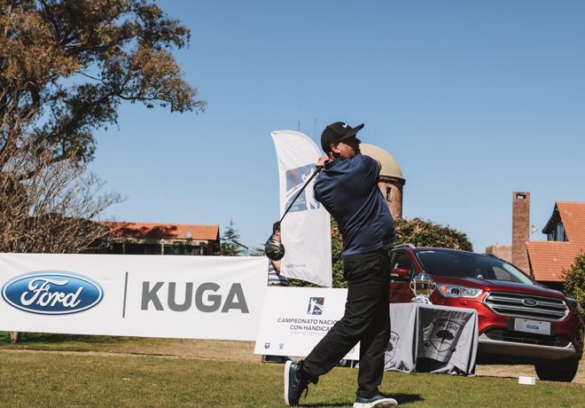 Primer Campeonato Nacional con Handicap de Ford y la Asociacion Argentina de Golf 1