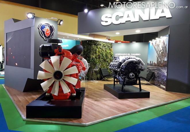 Scania participa de la Expo Oil and Gas 2019 en La Rural