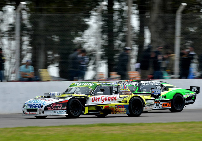 TC Pista - Rafaela II 2019 - Ayrton Londero - Ford Falcon