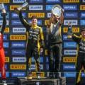 TC2000 - Rio Cuarto 2019 - Carrera Final - Juan Jose Garriz - Nicolas Moscardini - Rodrigo Lugon en el Podio