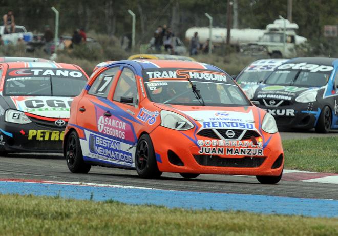 TN - Viedma 2019 - C2 - Maximiliano Bestani - Nissan March