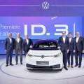 Volkswagen ID3 - World Premiere