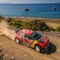 WRC - Turquia 2019 - Dia 1 - Esapekka Lappi - Citroen C3 WRC