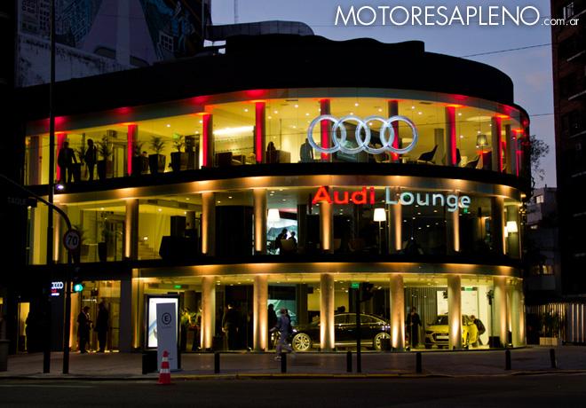 Auidi Lounge Buenos Aires