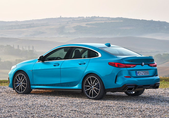 BMW Serie 2 Gran Coupe 3