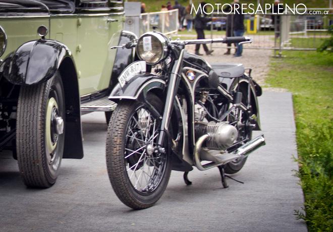 BMW en Autoclasica 2019 - BMW R17 de 1936 - Best of Show