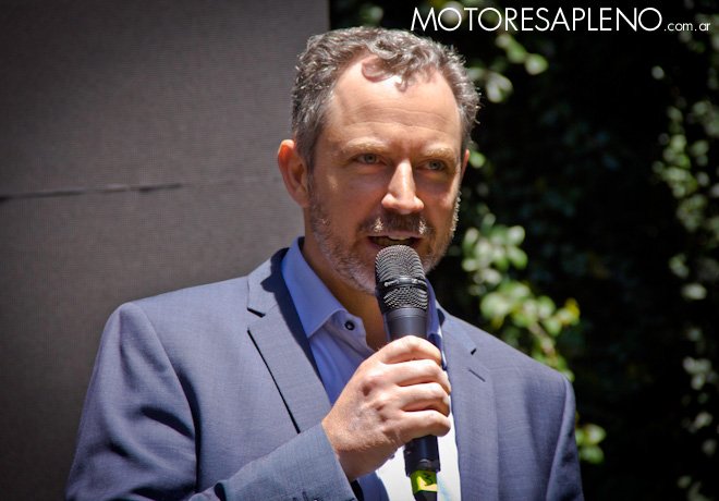 Christian Kimelman - Director Comercial de Mercedes-Benz Automoviles