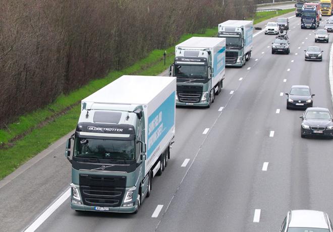 El Grupo Volvo supera el millón de vehículos conectados.