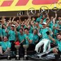 F1 - Japon 2019 - Carrera - Mercedes GP - 6to Campeonato consecutivo de Constructores