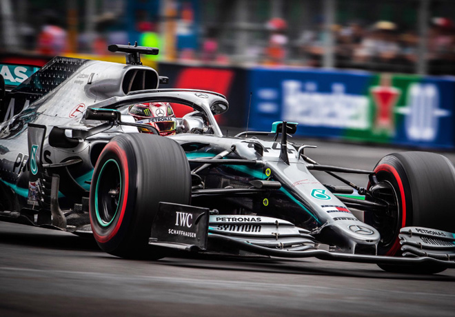 F1 - Mexico 2019 - Carrera - Lewis Hamilton - Mercedes GP