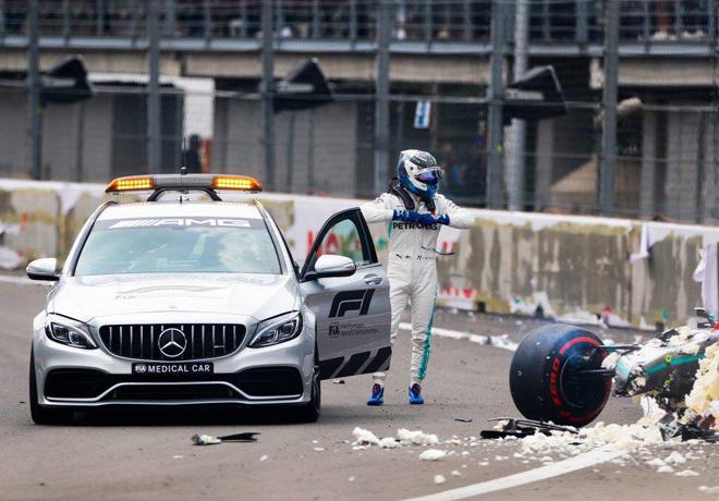 F1 - Mexico 2019 - Clasificacion - Valtteri Bottas - Mercedes GP