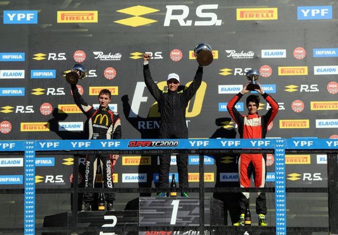FR20 - San Martin - Mendoza 2019 - Carrera 1 - El Podio