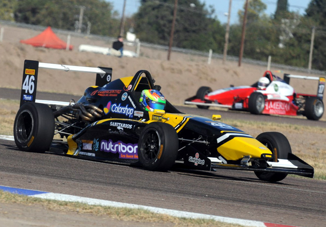 FR20 - San Martin - Mendoza 2019 - Carrera 1 - Jeremias Olmedo - Tito-Renault