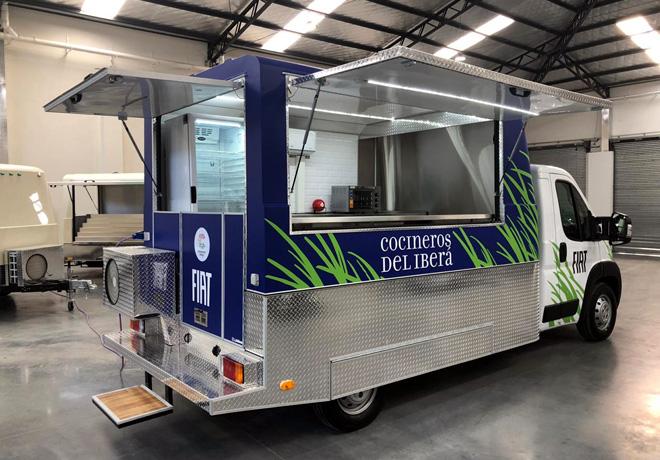 Fiat presente en la FIT America Latina - Ducato Food Truck