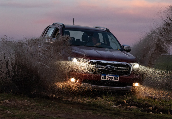 Ford Ranger Experience - noviembre 2019