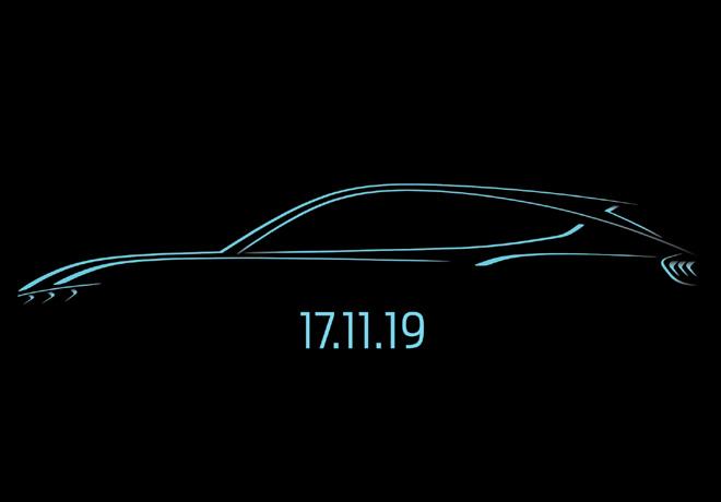 Ford anuncia el lanzamiento del nuevo SUV elrctrico inspirado en el Mustang
