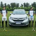 Honda Motor de Argentina acompania a La Ensenada Polo Team