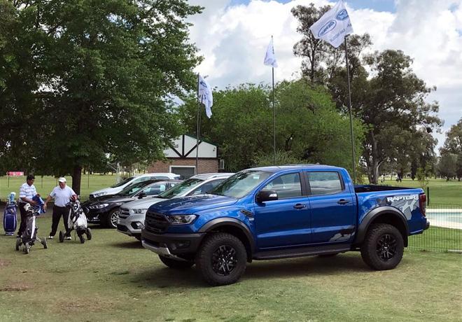 La Nueva Ford Ranger Raptor en el Campeonato Abierto del Litoral en Rosario 1