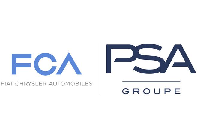 Logo FCA - PSA