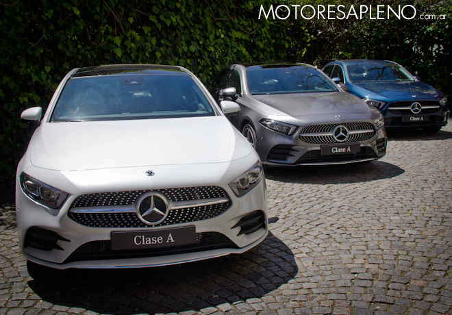 Mercedes-Benz Clase A Sedan 1