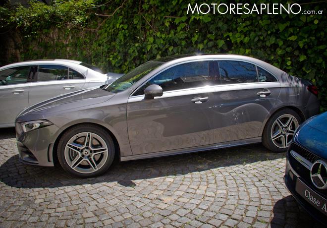 Mercedes-Benz Clase A Sedan 2