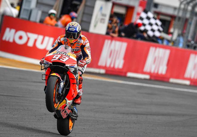 MotoGP - Motegi 2019 - Marc Marquez - Honda
