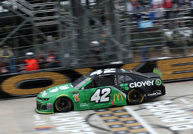 NASCAR - Dover 2019 - Kyle Larson - Chevrolet Camaro