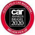 Nissan Frontier es premiada como Mejor pick up por Car Awards Brasil 2020