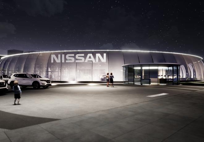 Nissan demostrara su vision para la movilidad del futuro con la apertura de un nuevo sitio en 2020