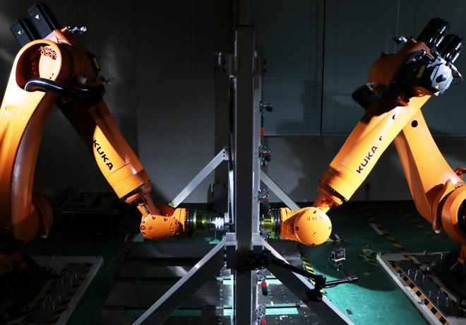 Nissan ensena a los robots a hacer piezas de repuesto para automoviles