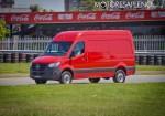 Prueba dinamica de la Nueva Mercedes-Benz Sprinter en el Autodromo de Buenos Aires 11