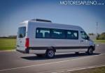 Prueba dinamica de la Nueva Mercedes-Benz Sprinter en el Autodromo de Buenos Aires 12