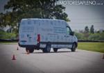 Prueba dinamica de la Nueva Mercedes-Benz Sprinter en el Autodromo de Buenos Aires 13