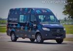 Prueba dinamica de la Nueva Mercedes-Benz Sprinter en el Autodromo de Buenos Aires 14