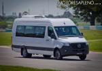 Prueba dinamica de la Nueva Mercedes-Benz Sprinter en el Autodromo de Buenos Aires 15