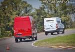 Prueba dinamica de la Nueva Mercedes-Benz Sprinter en el Autodromo de Buenos Aires 16