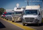 Prueba dinamica de la Nueva Mercedes-Benz Sprinter en el Autodromo de Buenos Aires 4