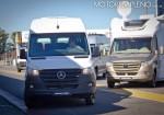 Prueba dinamica de la Nueva Mercedes-Benz Sprinter en el Autodromo de Buenos Aires 5
