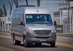 Prueba dinamica de la Nueva Mercedes-Benz Sprinter en el Autodromo de Buenos Aires 6