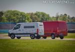 Prueba dinamica de la Nueva Mercedes-Benz Sprinter en el Autodromo de Buenos Aires 7
